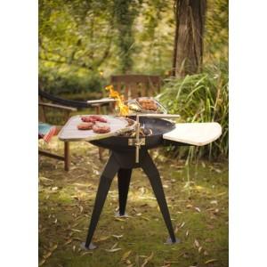 Barbecue Charbon de bois Space 600