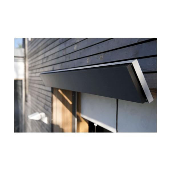 chauffage de terrasse radiant heatstrip 3200 w. Black Bedroom Furniture Sets. Home Design Ideas