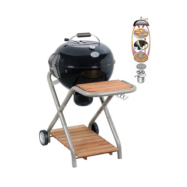 Barbecue charbon outdoorchef - Barbecue outdoorchef ...