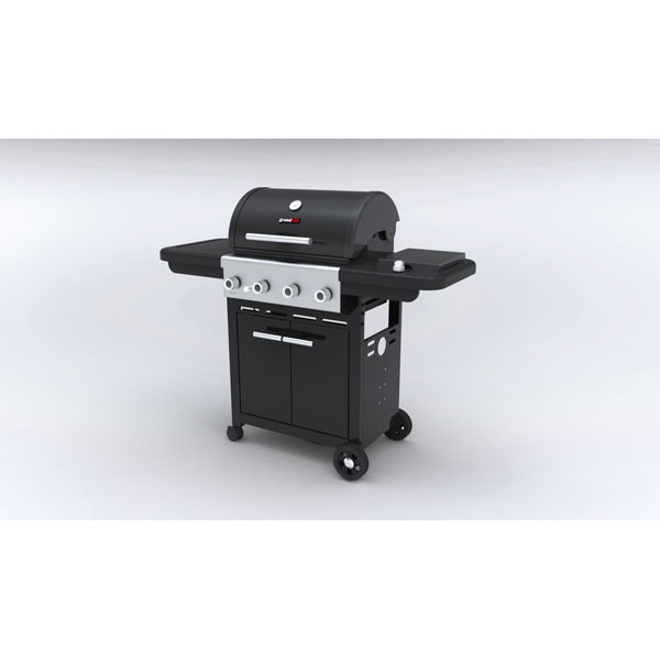 barbecue gaz grandhall argon 223. Black Bedroom Furniture Sets. Home Design Ideas