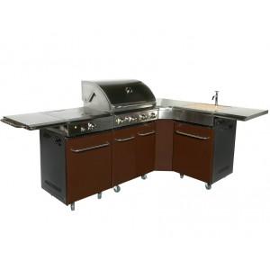 Cuisine - Barbecue extérieure Master Kitchen