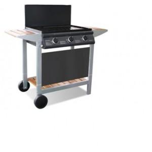Barbecue Luna 3 a gaz Cook in Garden Puerta