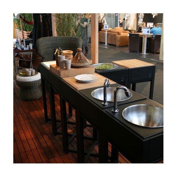 oneq module vier robinet. Black Bedroom Furniture Sets. Home Design Ideas