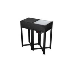 oneq module barbecue gaz table. Black Bedroom Furniture Sets. Home Design Ideas