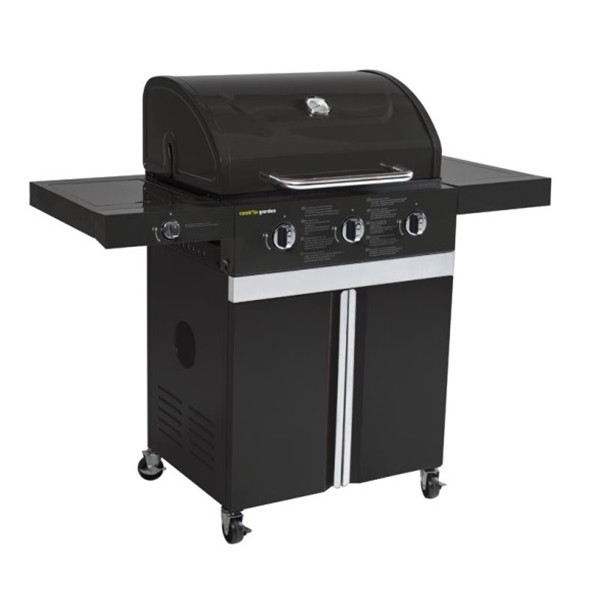 barbecue gaz riviera 3. Black Bedroom Furniture Sets. Home Design Ideas