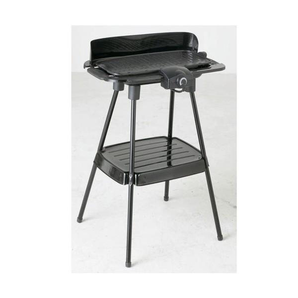 barbecue lectrique cook in garden. Black Bedroom Furniture Sets. Home Design Ideas