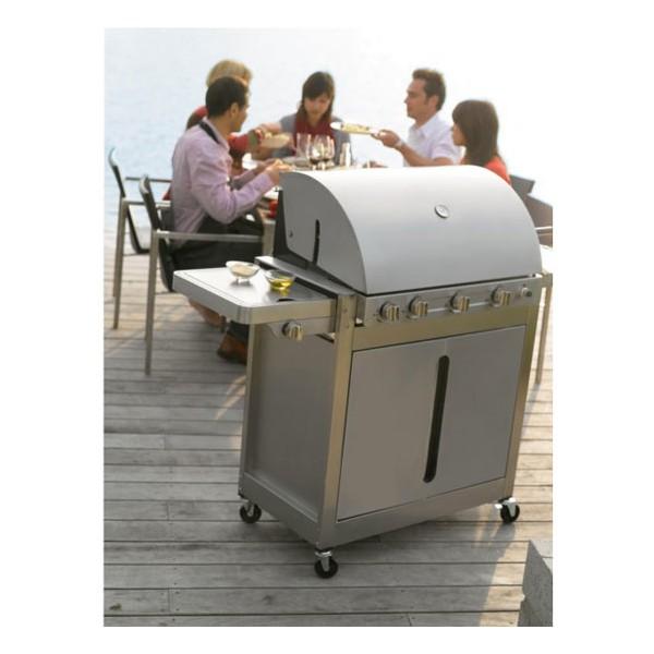 barbecue gaz barbecook brahma 5 2. Black Bedroom Furniture Sets. Home Design Ideas